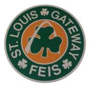 St Louis Gateway Feis Logo